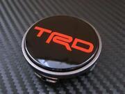 TRD Center Caps