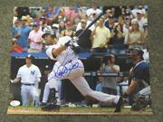 Derek Jeter Signed Photo