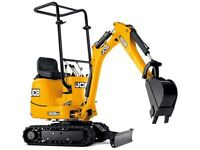 Digger with Driver Hire - London, Essex & Kent