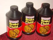 Toyota Brake Fluid