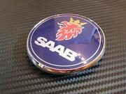 Saab Bonnet Badge