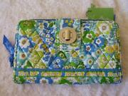 Vera Bradley English Meadow Wallet