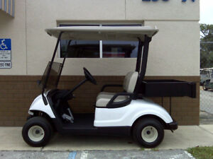 Yamaha Drive Golf Cart Steel Cargo Box