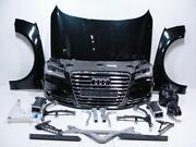 Audi A8 Motorhaube