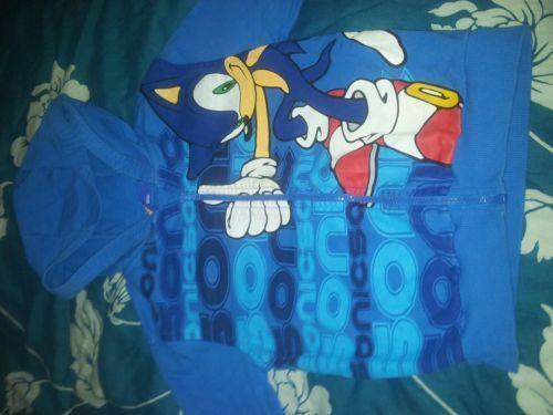5d575442690 Sonic The Hedgehog Hoodie