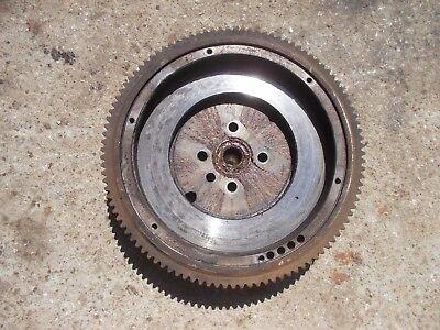Farmall H Hv Early Sh Tractor Orgnl Ih Motor Engine Flywheel Starter Ring Gear