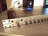 M Audio Fast Track Ultra 8R (Audio Interface)