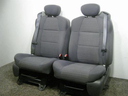 2004 ford f150 front seat ebay. Black Bedroom Furniture Sets. Home Design Ideas