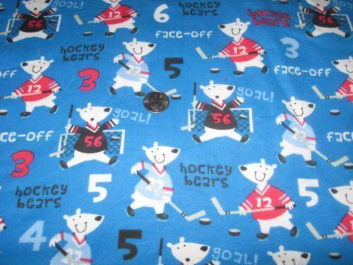 Hockey Fabric Ebay