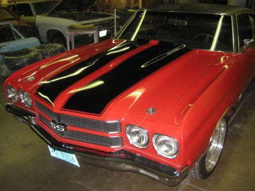 1970 Chevy Chevelle Ebay