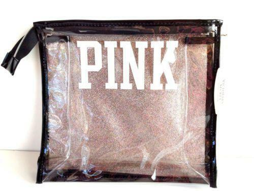 Clear Cosmetic Travel Bags