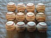 Used Major League Baseballs