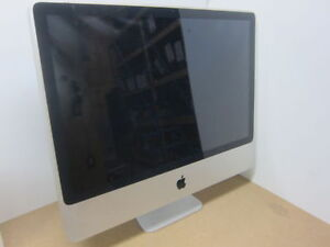 """Apple iMac 24"""" A1225 Core 2 Duo T7700 2.40GHz does not power on,"""