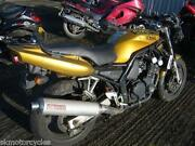 Yamaha Fazer 600 Parts