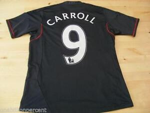 30e9eaac371 Liverpool Away Shirt 2011