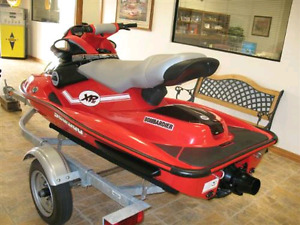 2004 Seadoo XP DI Fuel Injected with Trailer