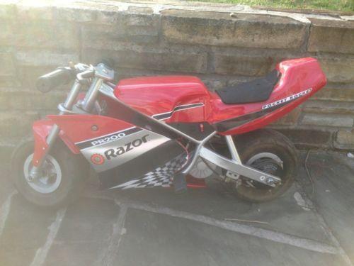 Razor Motorcycle Electric Scooters Ebay