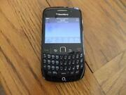 Blackberry Curve 8520 Black Unlocked