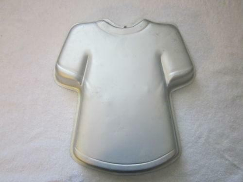 Shirt Cake Pan Ebay