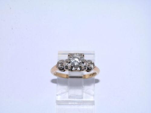 1950 Engagement Ring Ebay