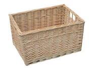 Wicker Vegetable Basket