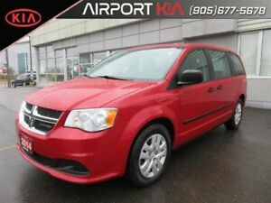 2014 Dodge Grand Caravan SE/ 3rd row seating/ ask for our easy f