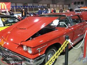1958 ford thunderbird mint cong $22000.00