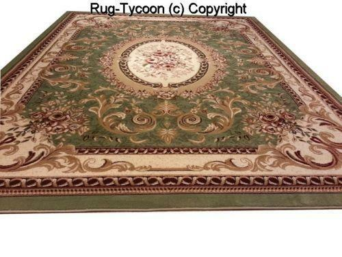 Blue Aubusson Rug Ebay