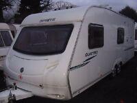 Sprite Quattro ES Caravan (Not Abbey,Bailey,Eldis,Sterling,Swift,Lunar,Hobby,Fent,Compass)