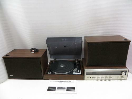 bose anlage tv video audio ebay. Black Bedroom Furniture Sets. Home Design Ideas