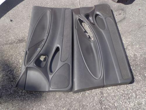 03 mustang door panel ebay for 05 mustang door panels