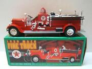 Texaco 1929 Mack Fire Truck