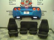 Camaro SS Seats