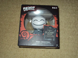 FUNKO, JACK SKELLINGTON, DORBZ, THE NIGHTMARE BEFORE CHRISTMAS