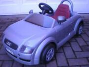 Audi TT Toy Car