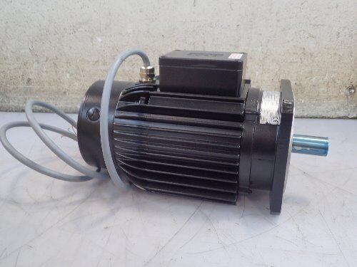 New Amk Dvsa13-7-4-4-db0 Servo Motor, .63kw, 3500rpm,boxyg