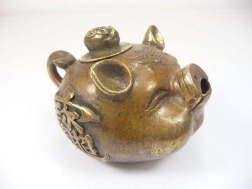 Pig Teapot Ebay