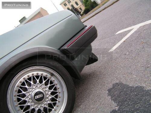 VW GOLF MK2 2 Front Bumper GTI LIP Chin Spoiler Valance Splitter Duckbill MK II