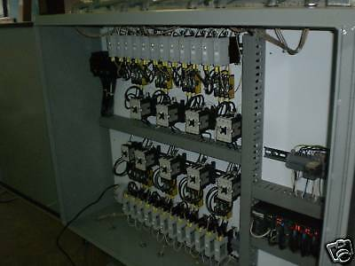 Sibe Automation Control System Heaters For Vacuum Forming Machine 24 Zone