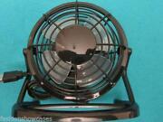 Mini Electric Desk Fan