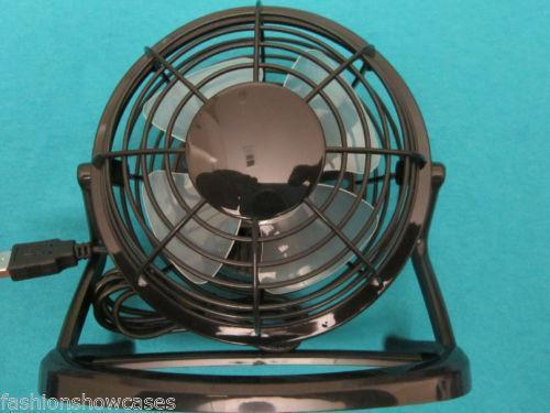 Small Quiet Electric Fans : Mini electric desk fan ebay