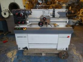 COLCHESTER BANTAM 2000 STRAIGHT BED CENTRE LATHE - THE NEW MODEL
