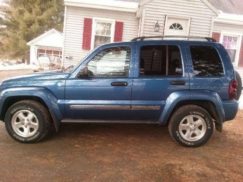Jeep Liberty Diesel Ebay