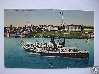 AK Meersburg a. Bodensee 1925