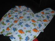 Boys Flannel Pyjamas