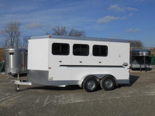 Aluminum Horse Trailer Ebay