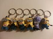 Despicable Me Keychain