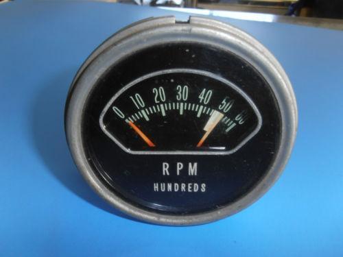 Impala Tach  Parts  U0026 Accessories