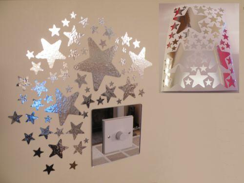 Rainbow Star Wall Stickers