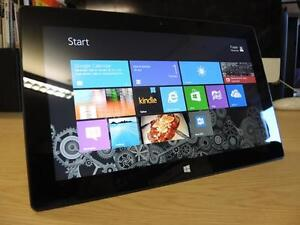 32gig Microsoft Surface with game controller